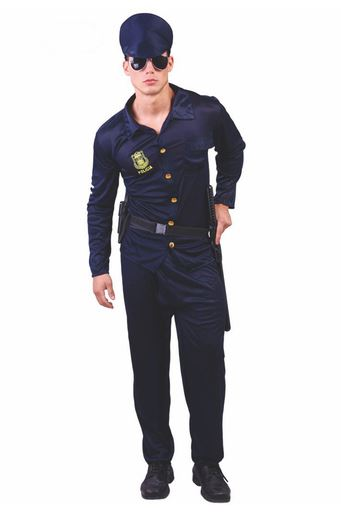 Disfraz hombre policia sexy