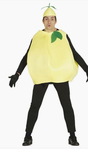 Disfraz limon