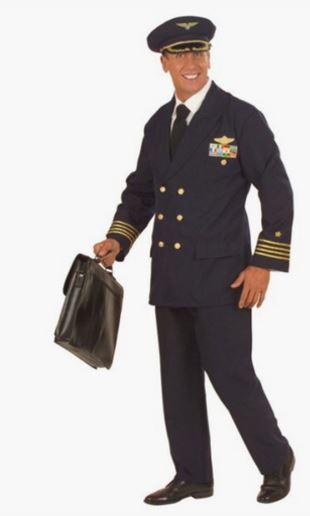 Costume da pilota
