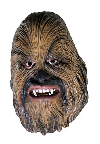 Mascara Chewbacca nino