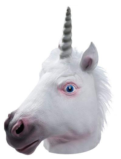 Mascara unicornio