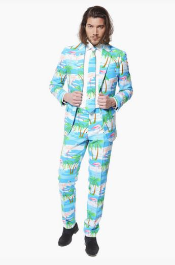Traje Flaminguy Opposuit