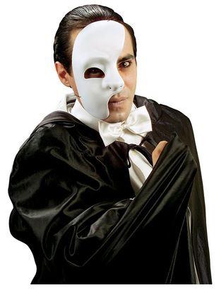 mascara fantasma opera