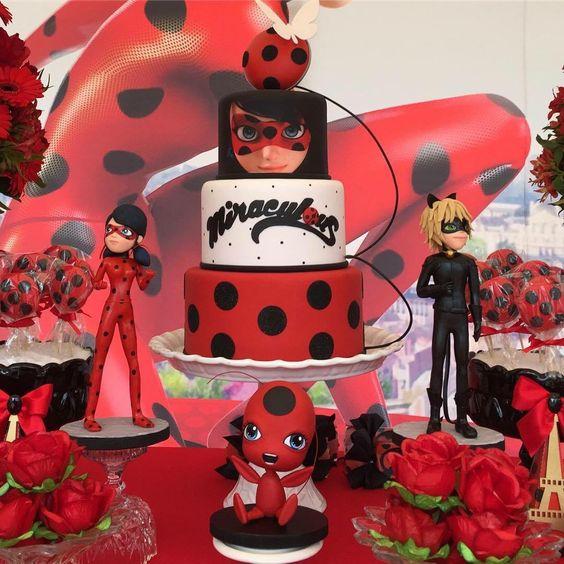 Fiesta De Cumplea 241 Os De Ladybug Decoraci 243 N De Cumplea 241 Os