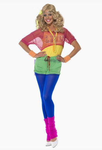 Vestidos de fiesta de los 80s