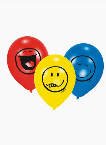 Globos Smiley