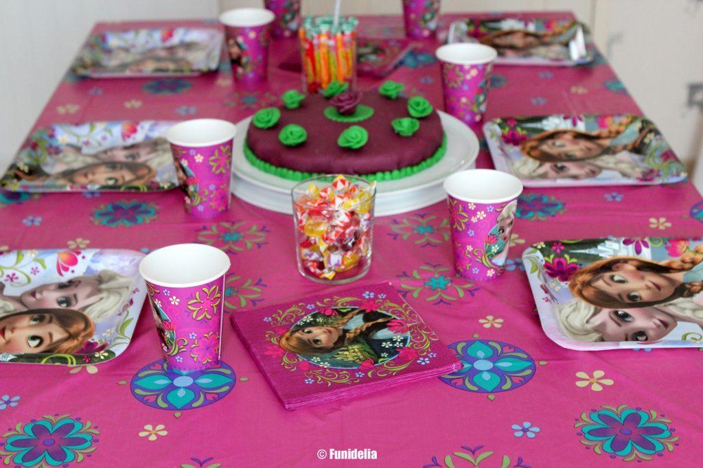 Frozen Geburtstagsdekoration Frozen Kindergeburtstag Top Ideen