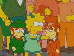 San Patricio Simpsons2