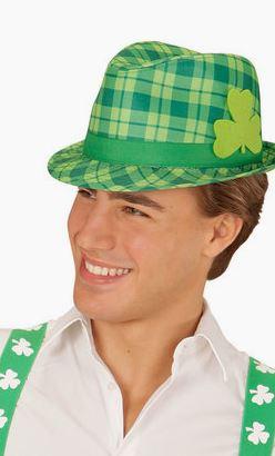 Sombrero irlandes