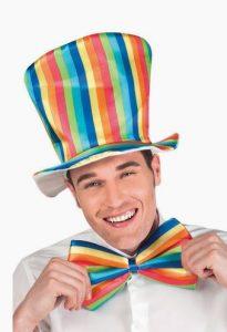 Sombrero pajarita