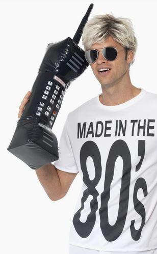 Telefono de los 80 retro