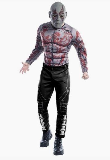 Disfraz Drax adulto