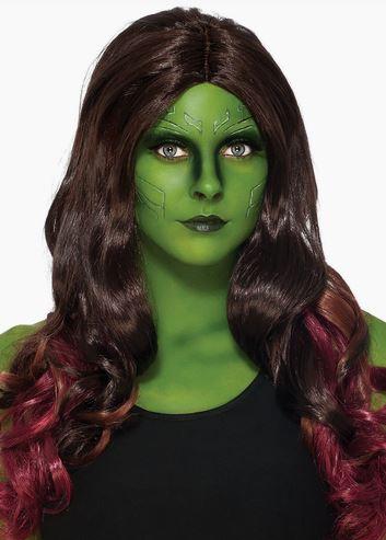 Peluca Gamora