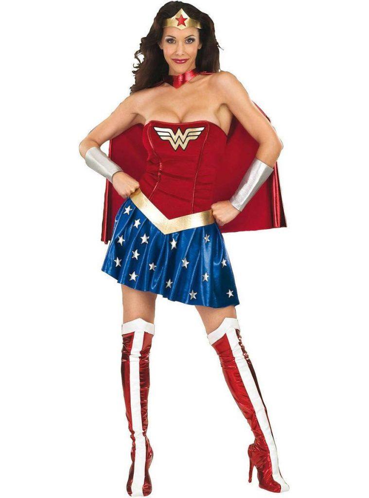 Disfraz-Wonder-Woman