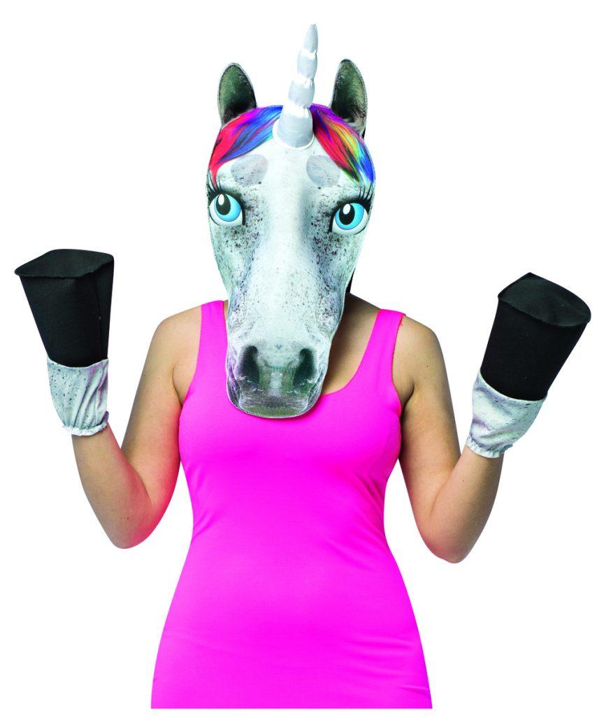 Con Wiiii Vive Nuestros Unicornio Disfraces Vida De Una VpMSUz