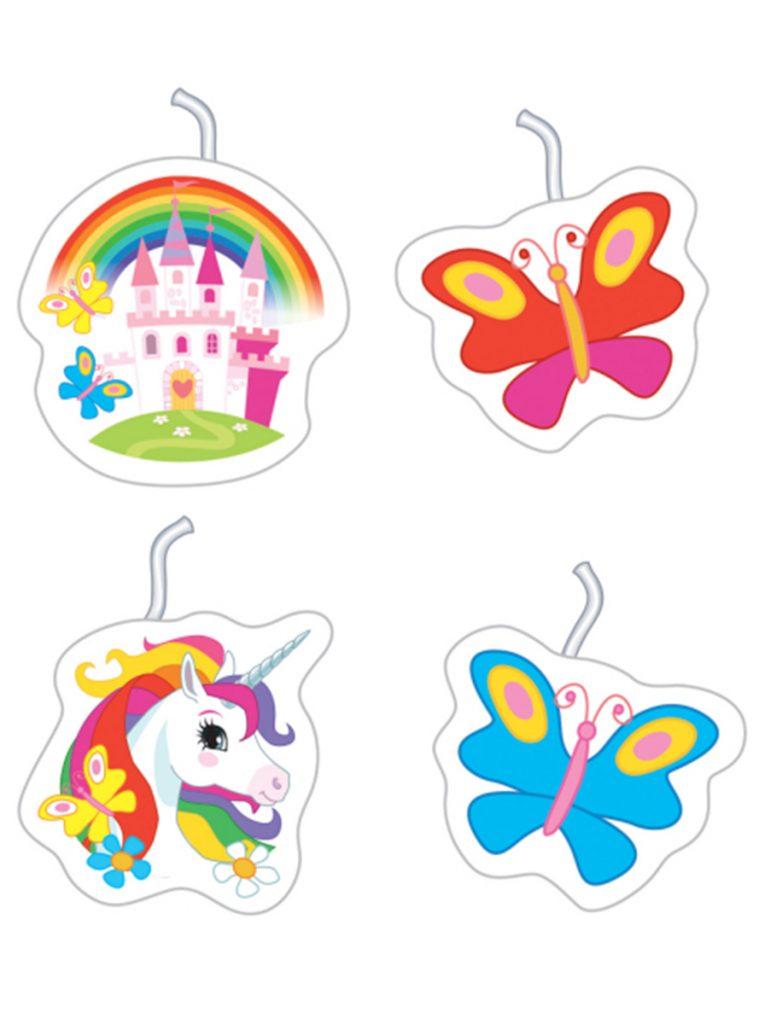 set-de-4-velas-unicornio