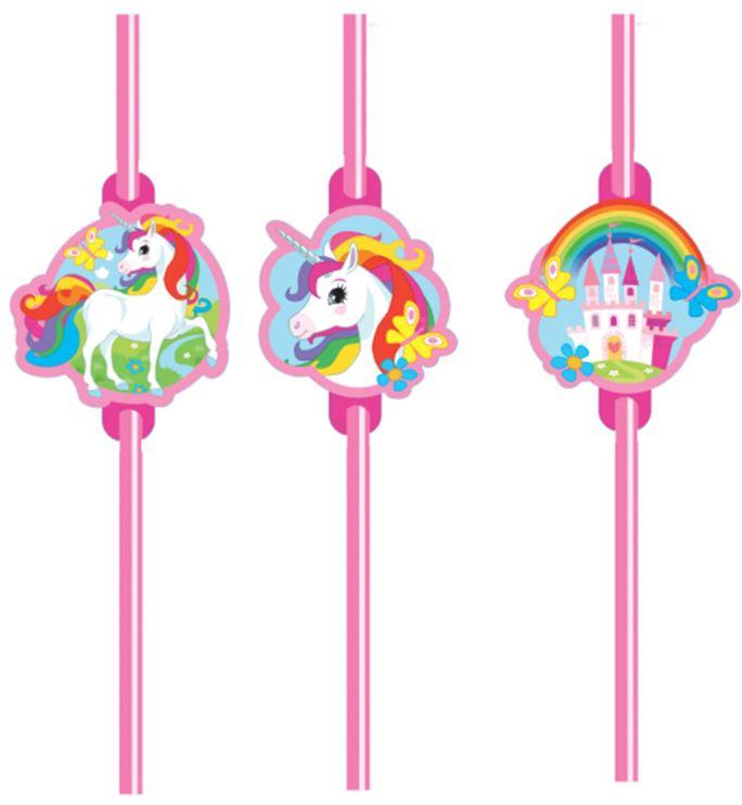 set-de-8-pajitas-unicornio