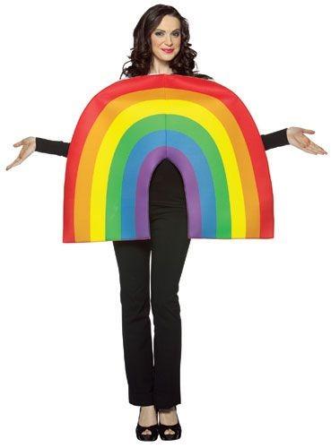 Disfraz de arcoiris