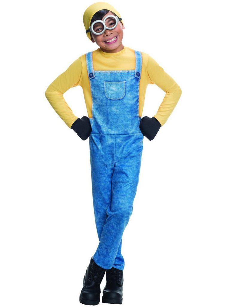 Disfraz de minion para niño Bob
