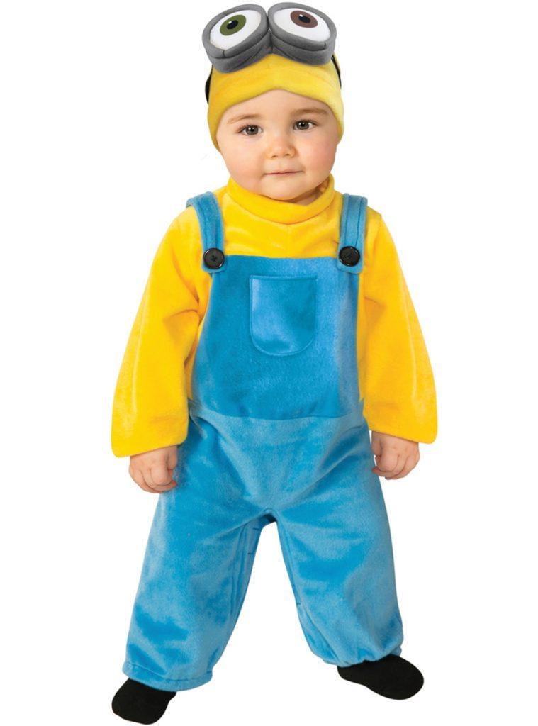 Disfraz de minion bebé Bob