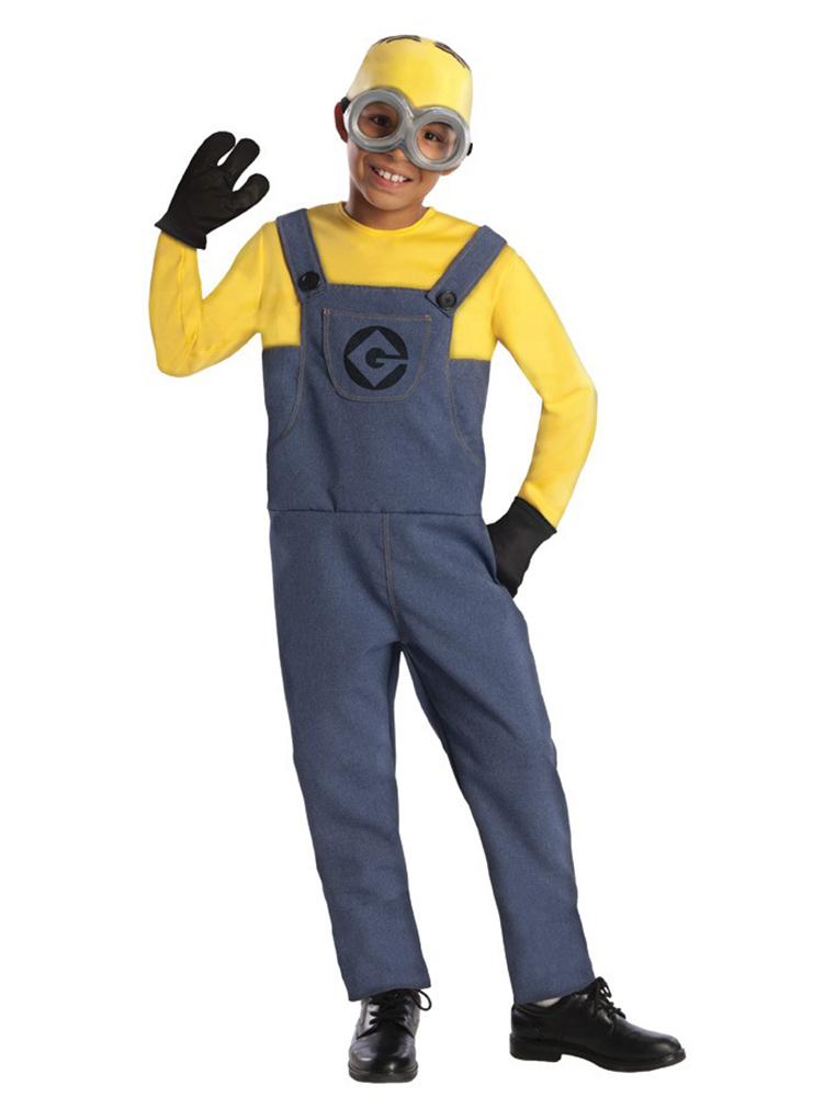 Disfraz de minion para niño Dave