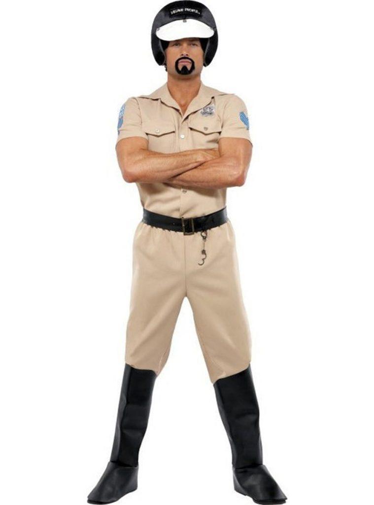 Disfraz de Village People policía