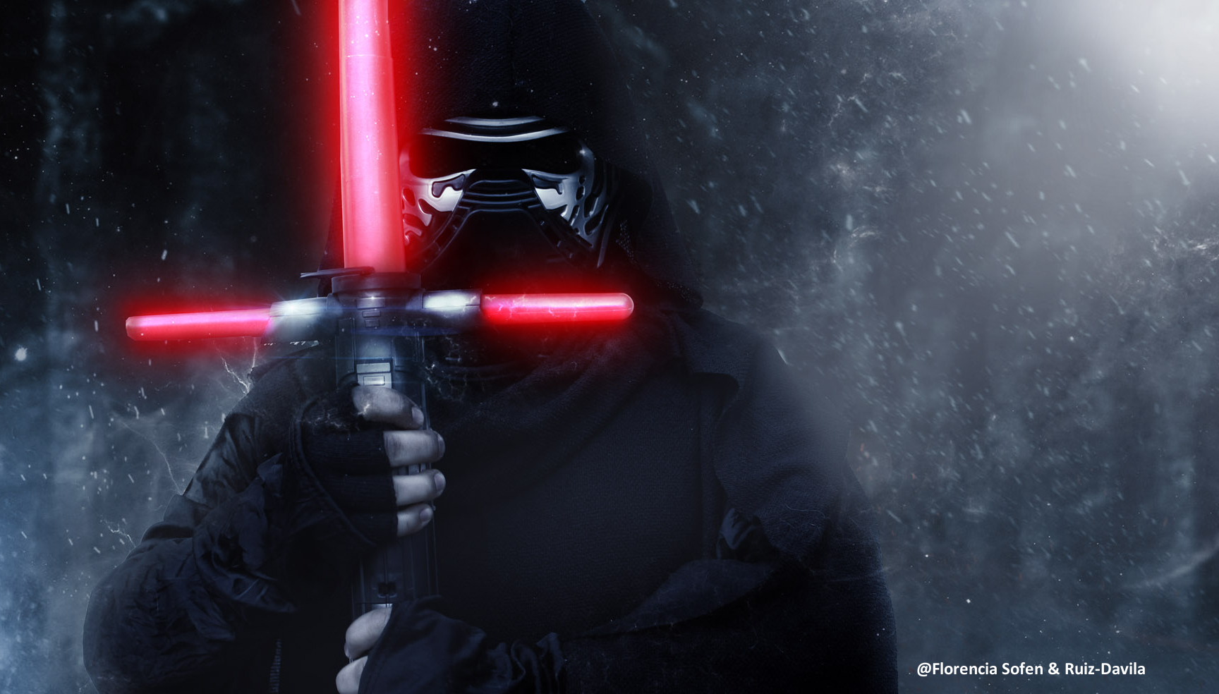 Disfraces Kylo Ren Ideas Para Ser El 250 Ltimo Malo De Star Wars