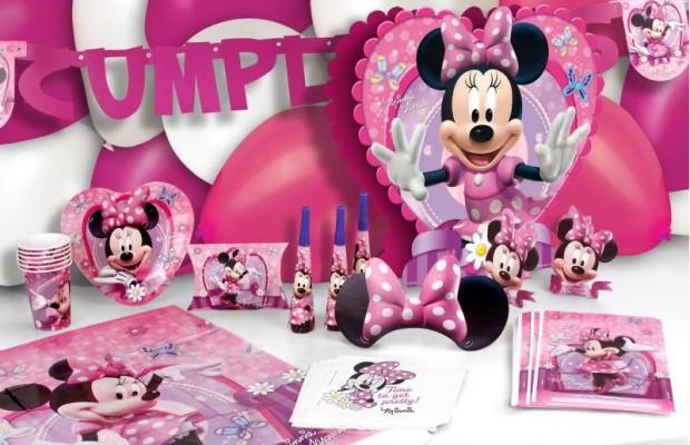 Minnie Mouse Kindergeburtstag: Feiere deinen Tag mit Minnie!