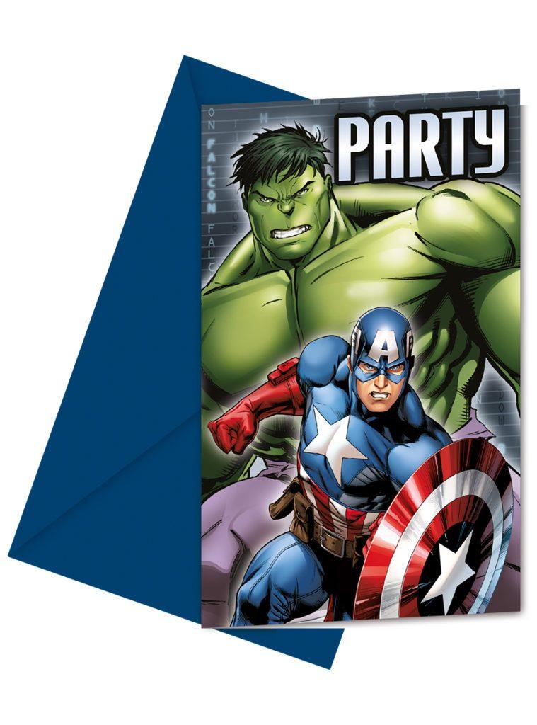 Sind Die Gäste Dann Erst Einmal Eingeladen, Solltest Du Dich Um Die  Dekoration Für Deine Avengers Party Kümmern. Es Gibt Viele Ideen Und  Tricks, ...