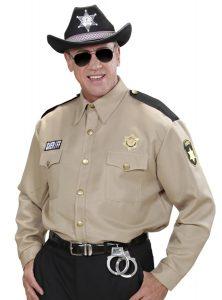 Camisa de sheriff