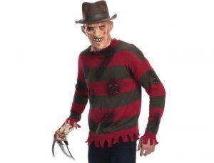 Jersey de rayas Freddy Krueger