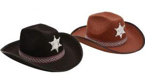 Sombrero de sheriff