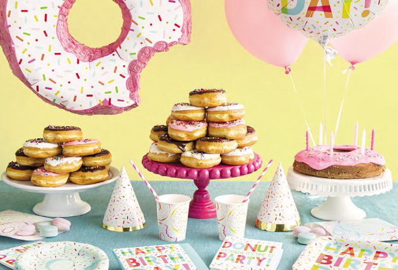 Favorito Idee per decorazioni per festa di compleanno per bambini e bambine JP57