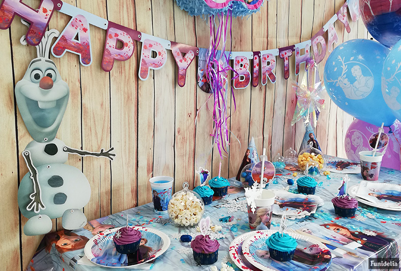 Great Ideas For A Frozen Birthday