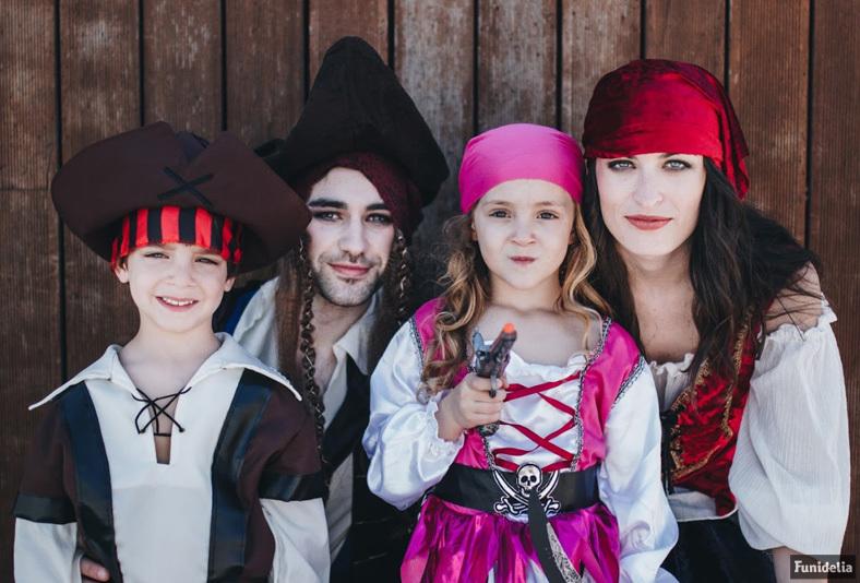 NUOVO Donna Pirata compagna Caraibi malvagio Adulto Costume Halloween