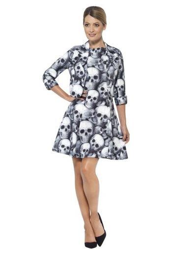 disfraz halloween skeletor skull mujer