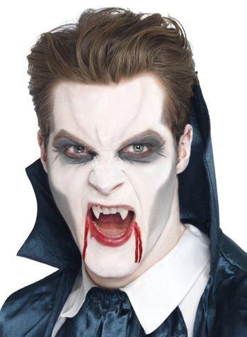 kit maquillaje halloween vampiro