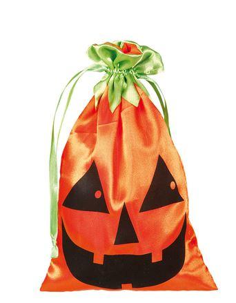 bolsa calabaza halloween