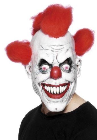 mascara halloween payaso endemoniado