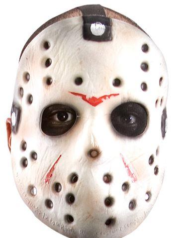 mascara viernes 13 halloween