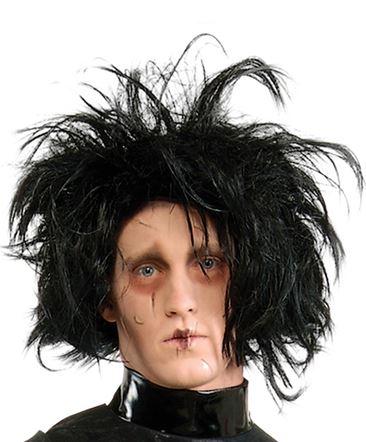 peluca halloween eduardo manostijeras