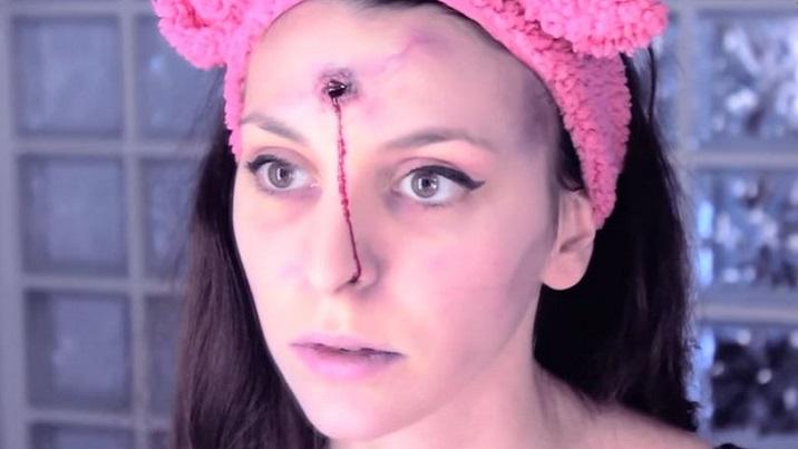herida-maquillaje