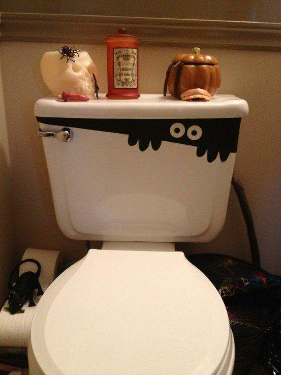 5 ideas de decoracion caseras para Halloween