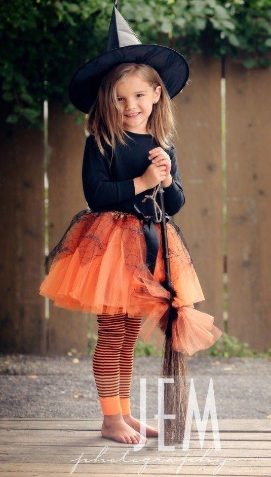 Disfraces caseros Halloween con tut
