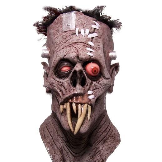 mascara-de-gruesome-cara-cortada