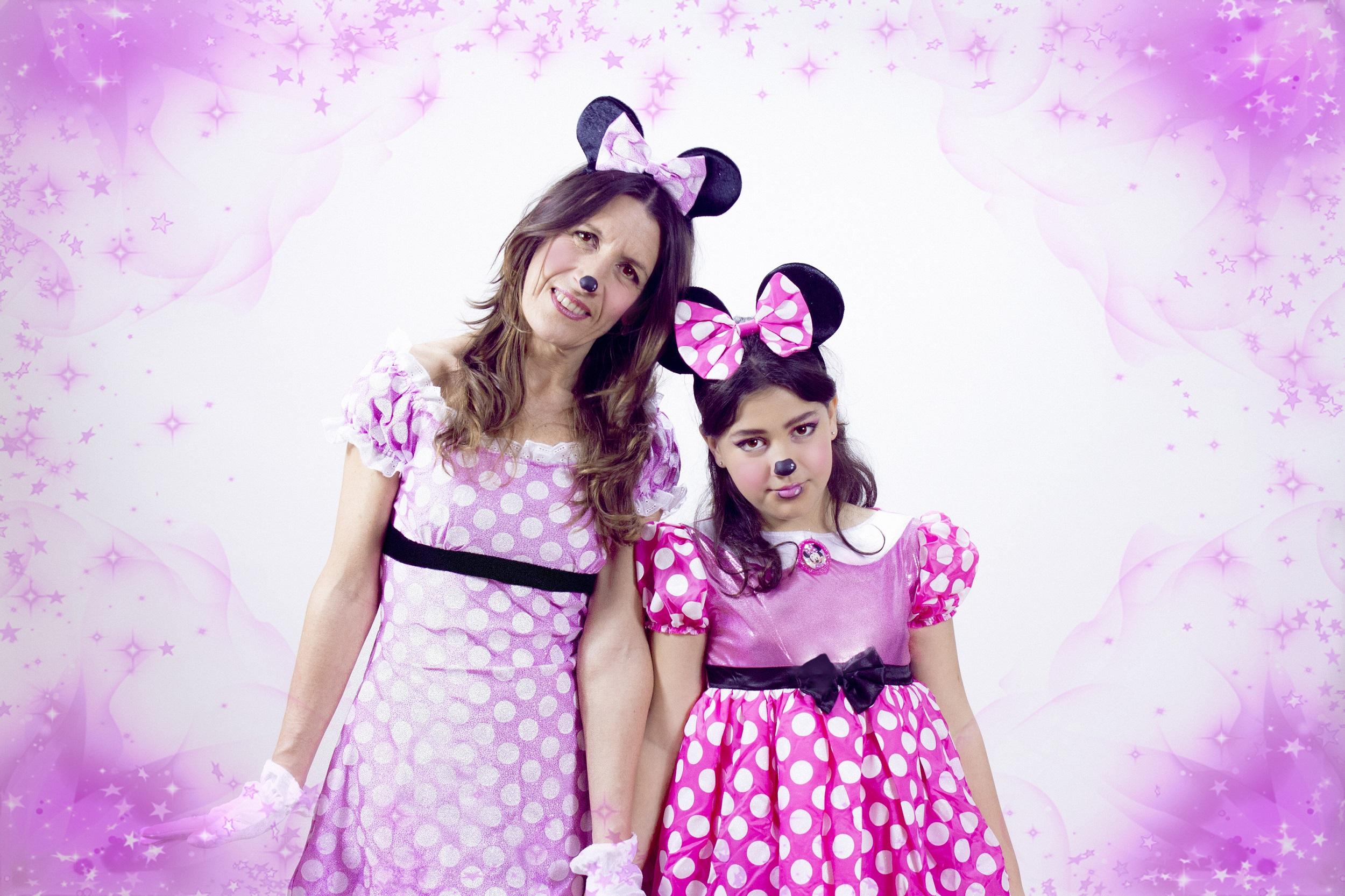 Cómo disfrazarse de Minnie Mouse ¡Tu disfraz más coqueto!