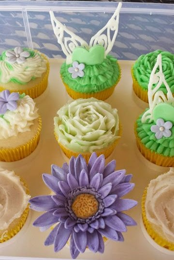 cupcakes campanilla