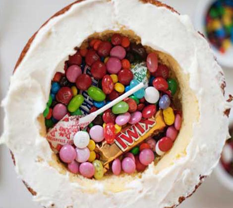 tarta-piñata-cumpleaños