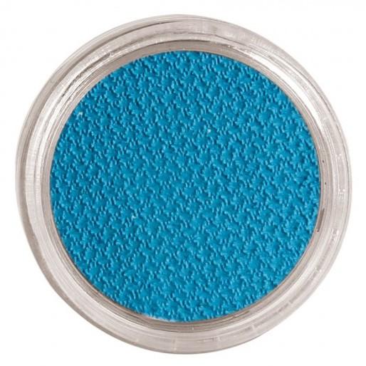 maquillaje-al-agua-color-azul-cielo