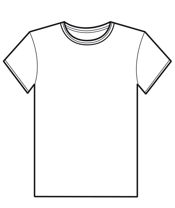 Camisetablacna